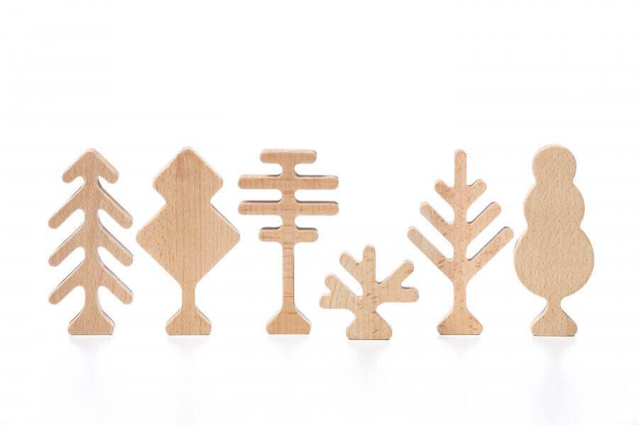 Лісові дерева
