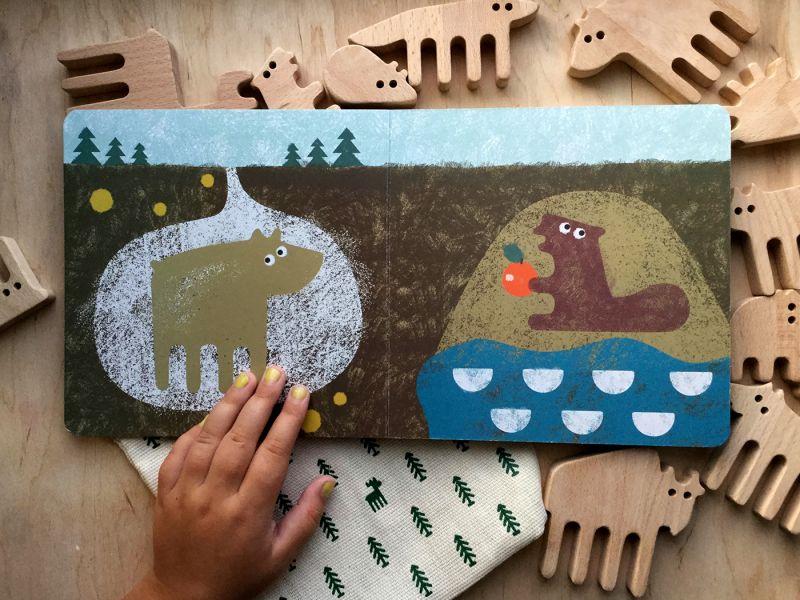 Книжка-ілюстрація lislis forest book