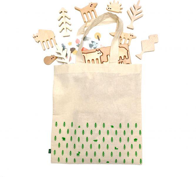 Eco-bag lislis