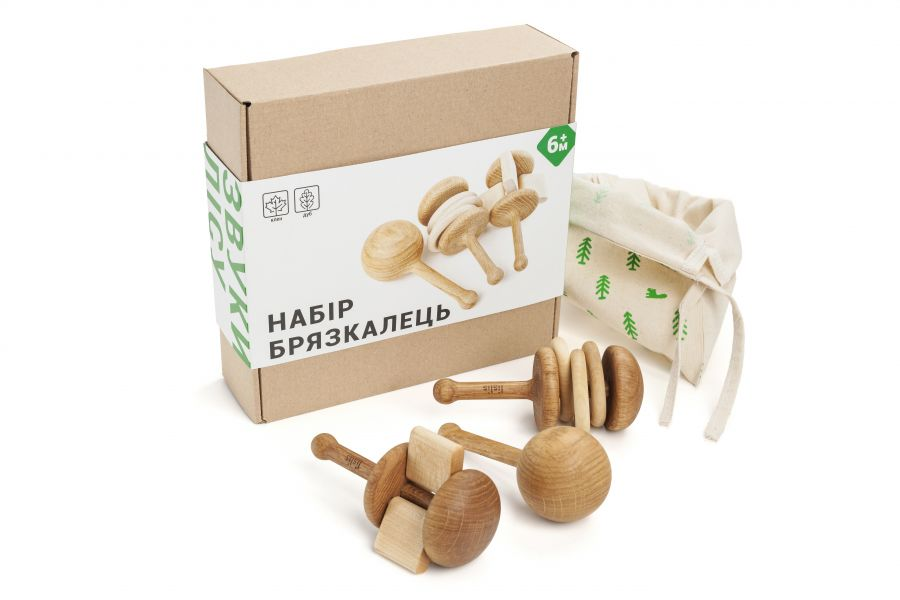 Forest sounds Gift set