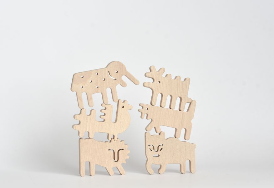 Fantastic Animals Balance Toy